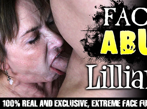 Facial Abuse Starring Lillian Tesh